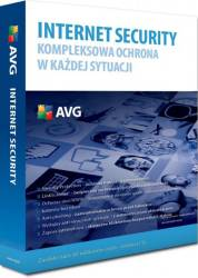 avg internet security 9.0; 3 szt, 1 rok, 3 stanowiska